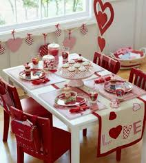 valentines day table decorations ideas 3 600x671 valentines day