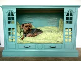 Dog Cabinet Diy Pet Beds Craft Projects For Dogs And Cats