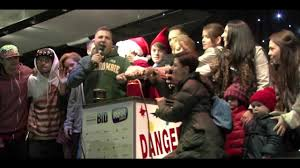 the 2013 preston christmas lights switch on youtube