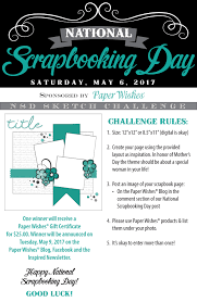 scrapbooking and card making paper wishes blog part 4