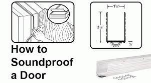 How To Soundproof Your Bedroom Door 6 Ways You Can Soundproof A Window Home Recording Pro