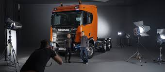 dressing for the job scania group