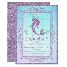 mermaid baby shower mermaid baby shower invitations diabetesmang info
