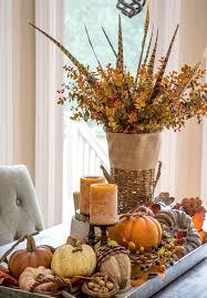 decorating fall coastal rustic table ideas 20 diy fall decor