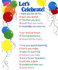 appracation day ideas national appreciation may