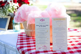 cotton candy wedding favor candy wedding reception treats