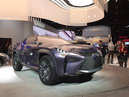 lexus ux suv concept paris gallery concept cars at the 2017 north american international