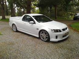 holden ute ss my 2009 ve ss ute just commodores
