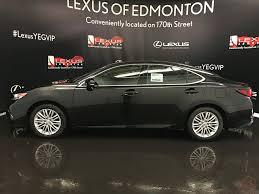 lexus es 350 msrp new 2017 lexus es 350 standard package 4 door car in edmonton