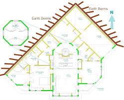 Dome Floor Plans Rammed Earth Home Designs Large Selection Of Sheltered These Are