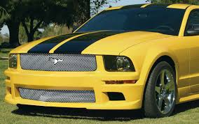 2006 ford mustang aftermarket parts 05 09 mustang v6 front bumper urethane 950