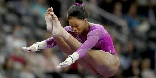 Gymnast Meme - gabby douglas nails her american cup beam routine business insider