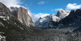 yosemite winter day tour from san francisco