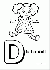 amazing printable alphabet letter coloring page with caillou