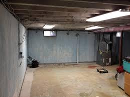 basement refinishing