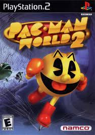 pac man world 2 sony playstation 2 game