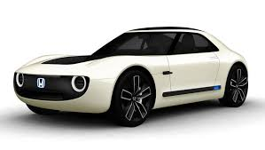 honda hybrid sports car the honda sports ev concept gives some for a electric future