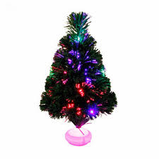 mini christmas tree with lights cute mini christmas tree 45cm fiber optic tree with led luminous