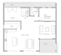 small house plans with utility room homes zone