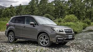 subaru forester off road review 2017 subaru forester is sensible but likes to play in the