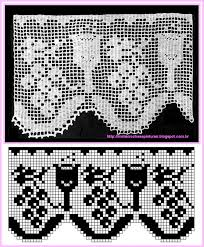 imagenes religiosas a crochet barrados em crochê de filé crochet religioso pinterest