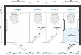 size of toilet cpd 4 2016 specifying school toilets features building