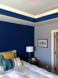 bedroom two colors wall painting ideas interior design top two