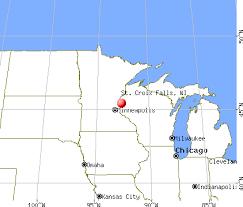 map st croix st croix falls wisconsin wi 54024 profile population maps