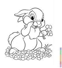 coloring pages of bunnies eliolera com