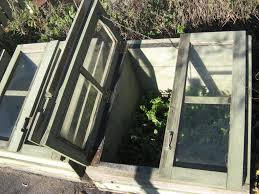 use a cold frame to grow vegetables in the winter brooklyn