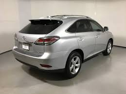 lexus factory warranty coverage 2015 used lexus rx 350 fwd 4dr at bmw north scottsdale serving