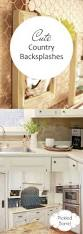 Diy Kitchen Tile Backsplash 429 Best Kitchens Images On Pinterest Kitchen Ideas Dream