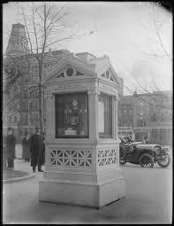 bureau avenue file u s weather bureau kiosk on pennsylvania avenue washington