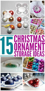 15 clever ornament storage ideas
