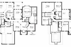 1 4 bedroom modular house plans two story loft floor plan