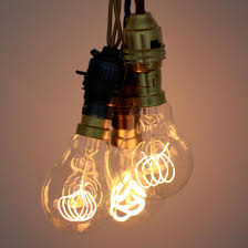 quad loop carbon filament light bulb is an eco friendly packed