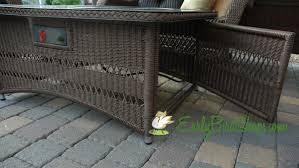 Outdoor Furniture Naples by Naples Fire Pit Table Balsam Naples Ct B K Outdoor Greatroom