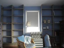 bookshelves are still not finished but u2013 let u0027s face the music