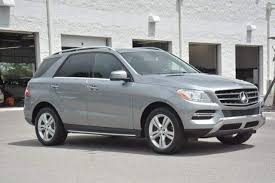 2013 mercedes 350 suv pre owned 2013 mercedes m class ml 350 suv in myrtle