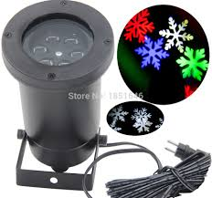 Outdoor Christmas Light Projector by Aliexpress Com Buy Outdoor Holiday White Light Color Led