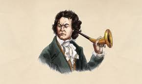 beethoven biography in brief a short biography of ludwig van beethoven a german composer and