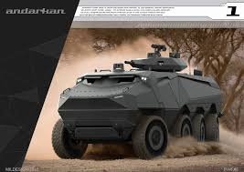 future military vehicles the concept of a new andarkan wheeled armoured vehicles u2013 defence blog