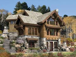 Luxury Log Home Plans Luxury Log Cabins Google Search Cabins Pinterest Luxury