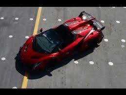 lamborghini veneno sports car 3 3 million lamborghini veneno roadster premiere of