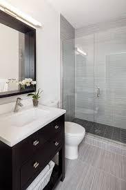Basement Bathrooms Ideas Gray Bathroom Designs Prepossessing Ideas Contemporary Bathroom