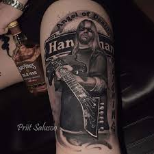 heavy fucking metal tattoos heavymetal tattoos instagram