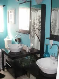 black bathroom decorating ideas teal bathroom decor complete ideas exle