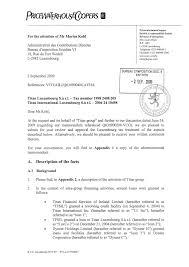 bureau des contributions directes luxembourg 2 sep 2009