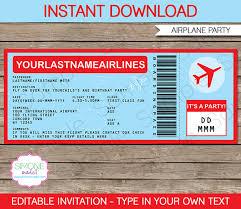 printable ticket invitation template u2013 orderecigsjuice info