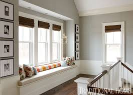 Home Window Decor Decorating Ideas 15 Window Seats Traditional Home Window Seat